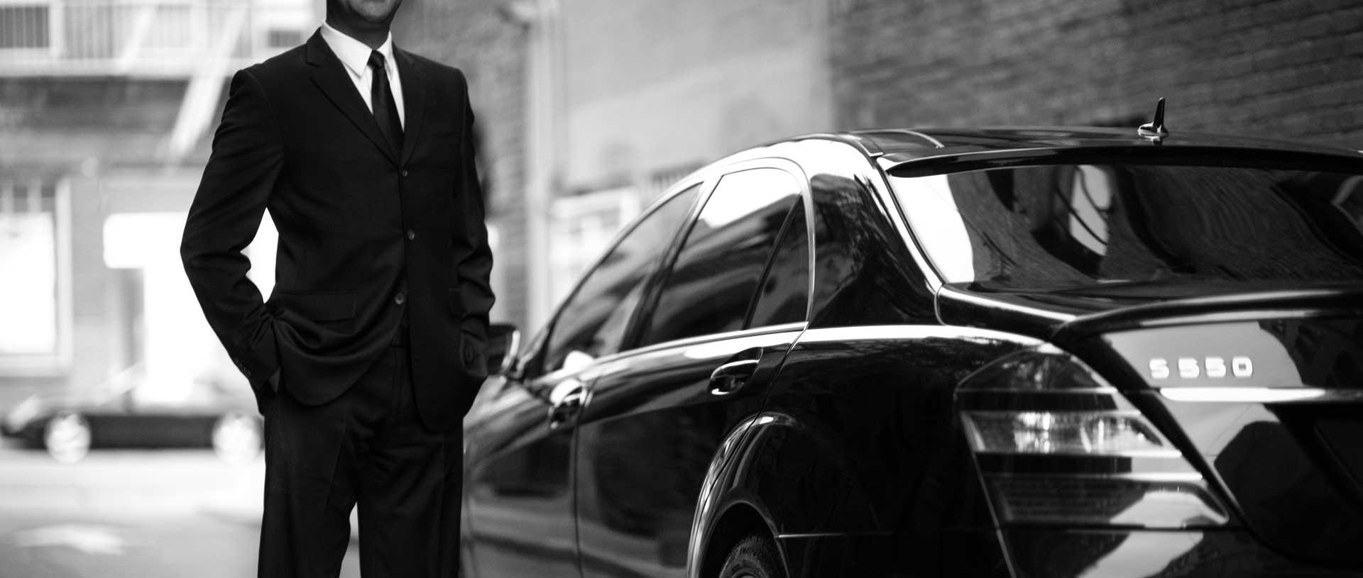 book aa chauffeur services london