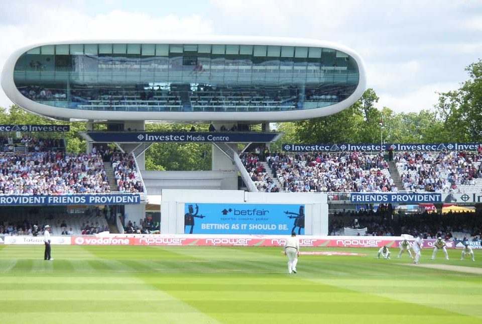 Lords Cricket Ground Chauffeur Driven