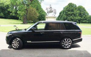 Chauffeur Driven Range Rover Autobiography