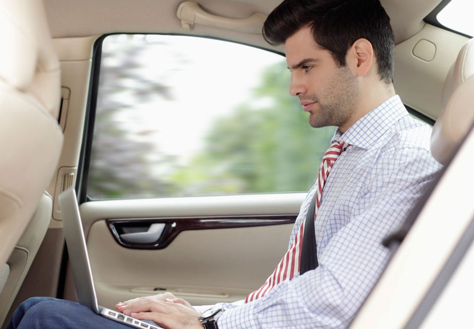 Chauffeur Driven Mobile Office