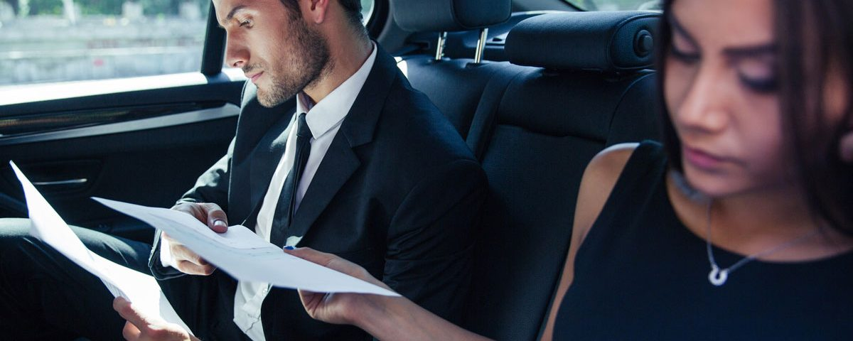 book your chauffeur
